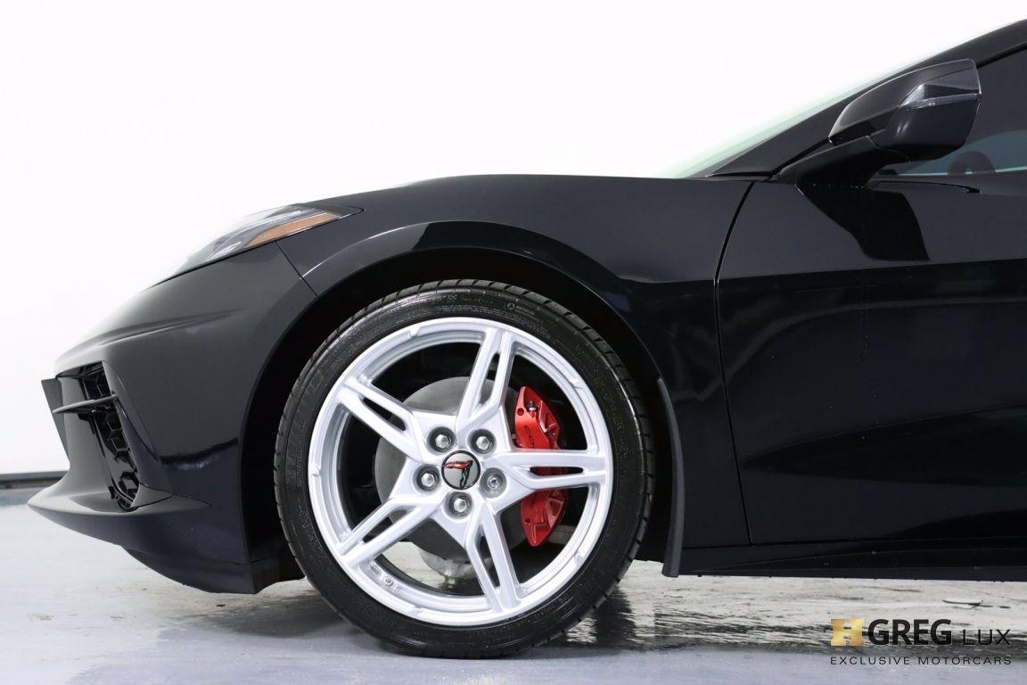 2021 Chevrolet Corvette 1LT #25