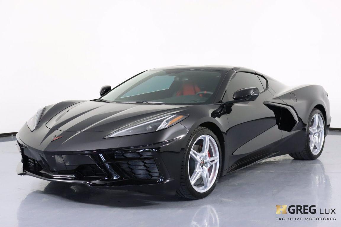 2021 Chevrolet Corvette 1LT #31