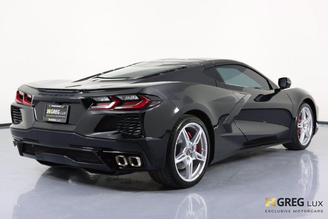 2021 Chevrolet Corvette 1LT #17