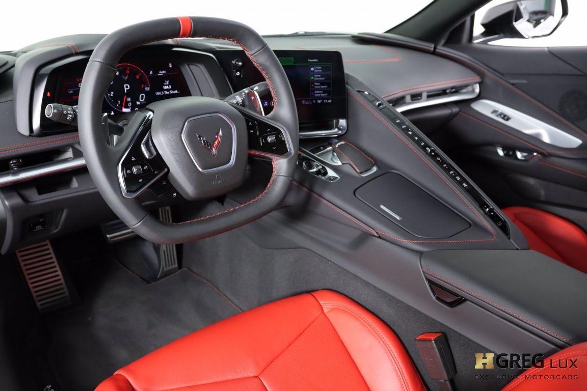 2021 Chevrolet Corvette 1LT #1