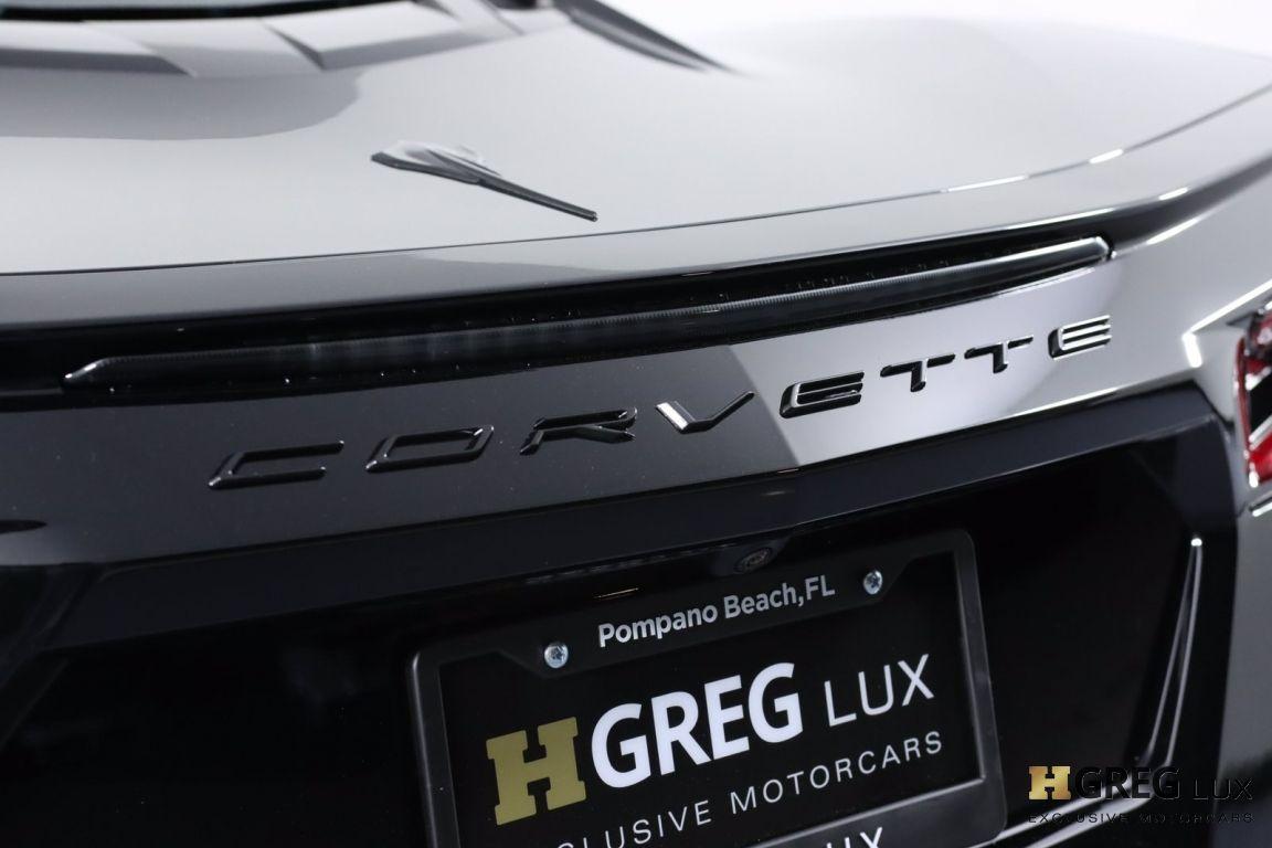 2021 Chevrolet Corvette 1LT #21