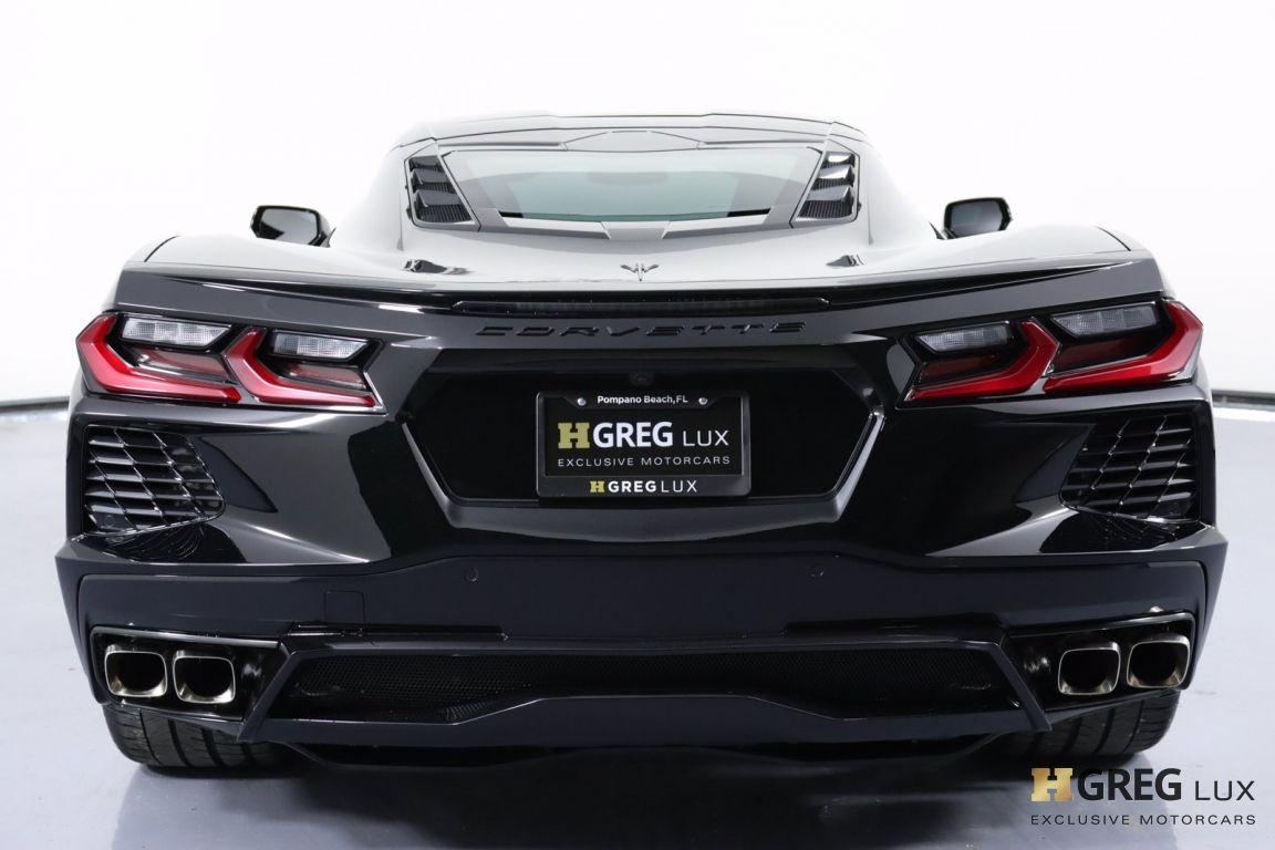 2021 Chevrolet Corvette 1LT #18