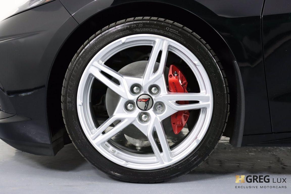 2021 Chevrolet Corvette 1LT #26
