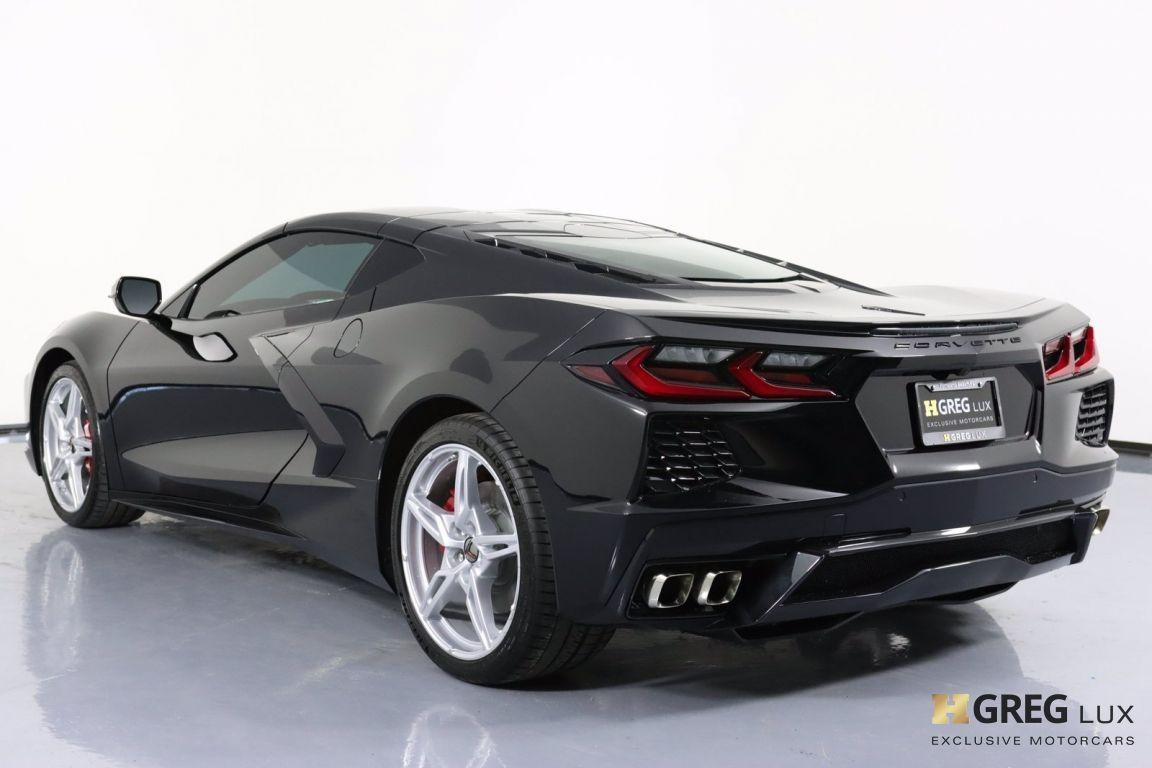 2021 Chevrolet Corvette 1LT #23