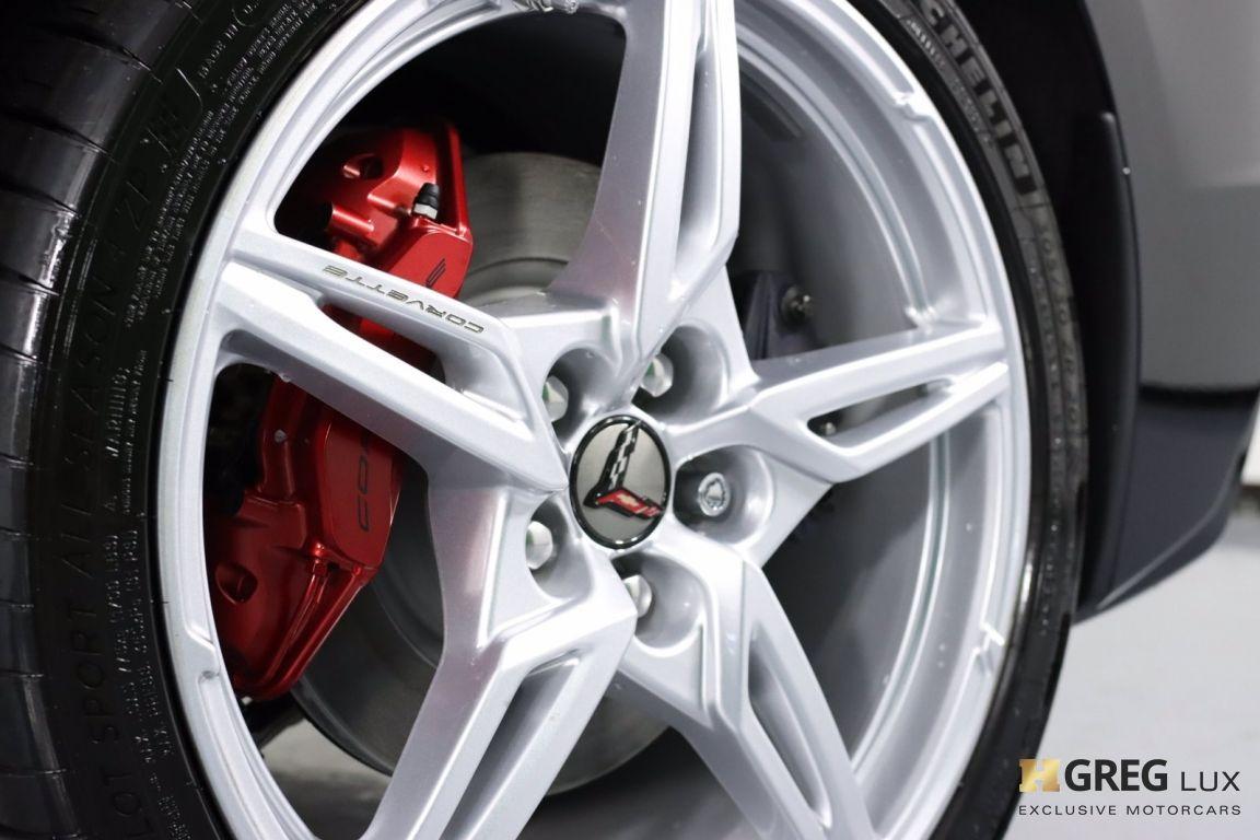 2021 Chevrolet Corvette 1LT #30
