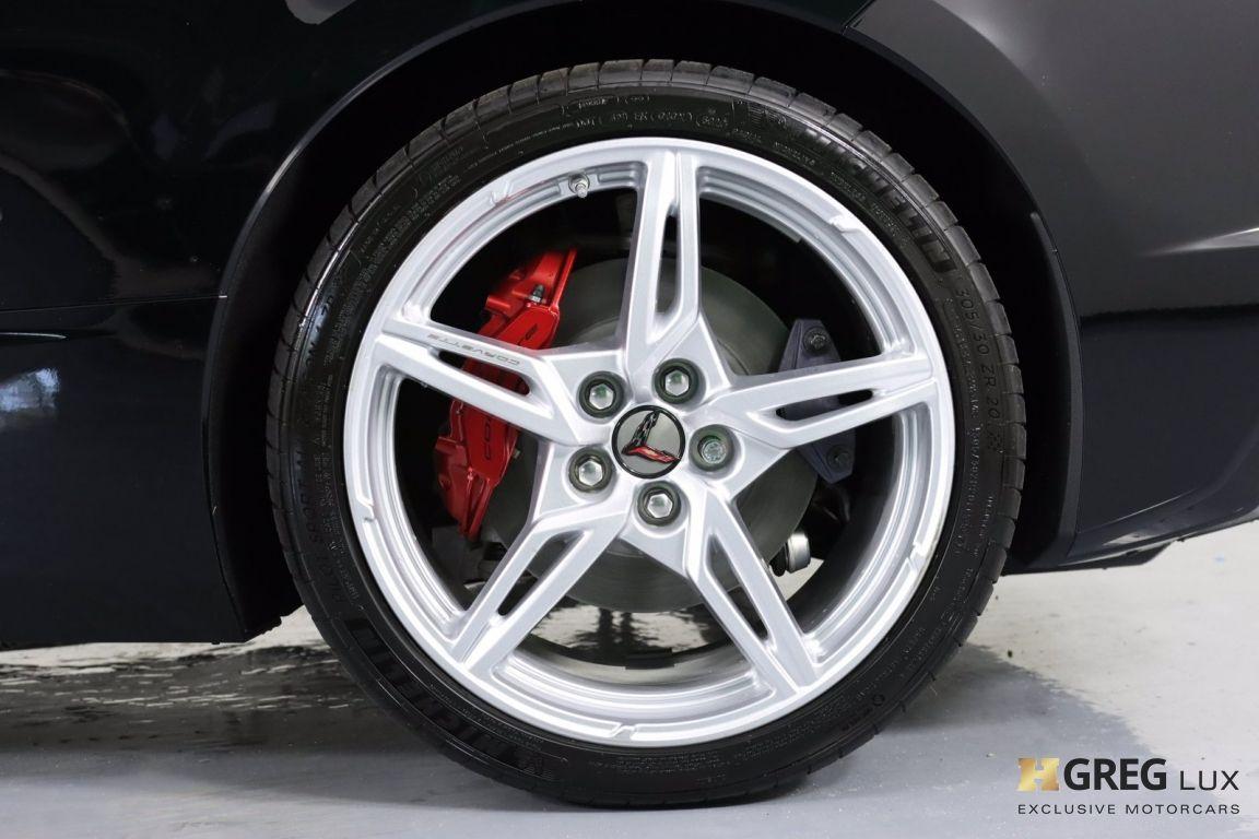 2021 Chevrolet Corvette 1LT #29