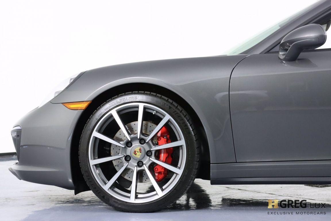 2019 Porsche 911 Carrera 4S #25