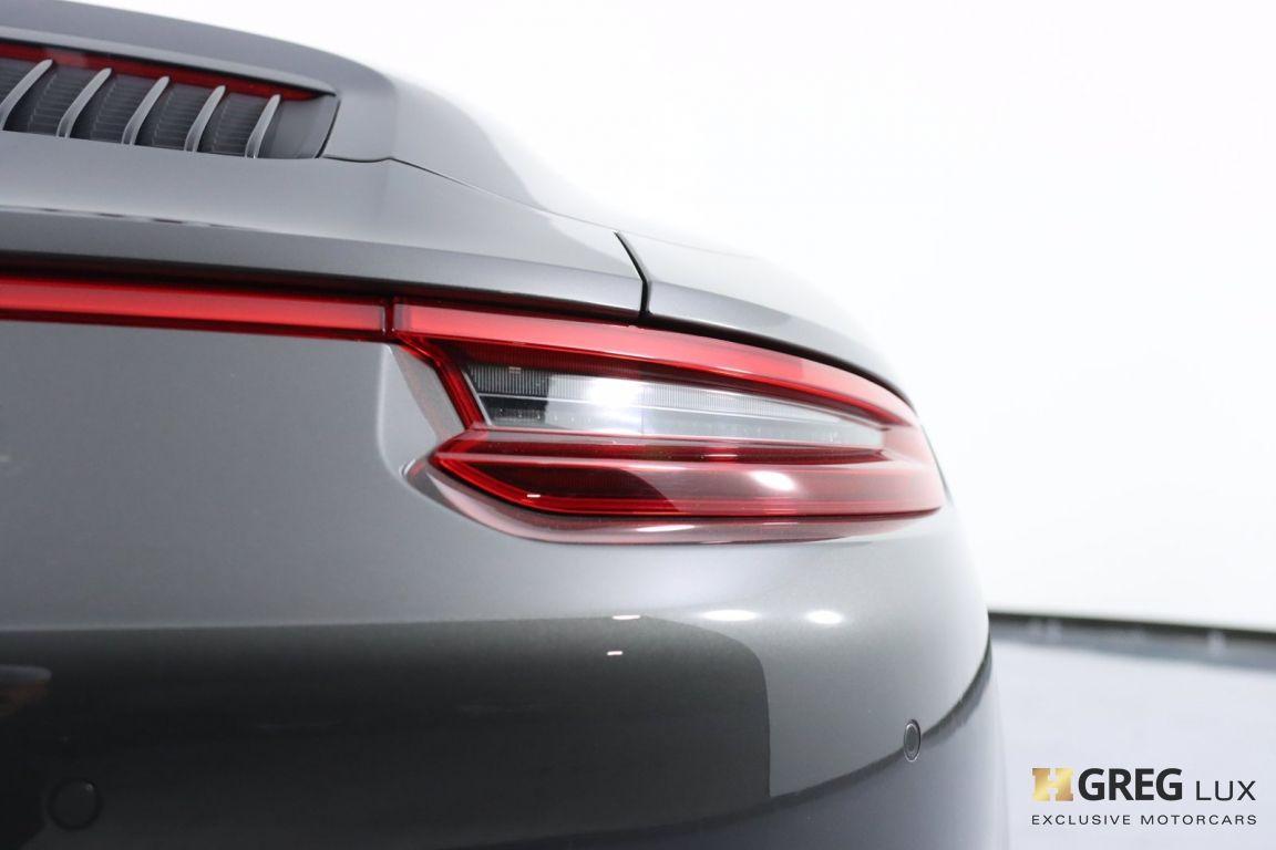 2019 Porsche 911 Carrera 4S #21