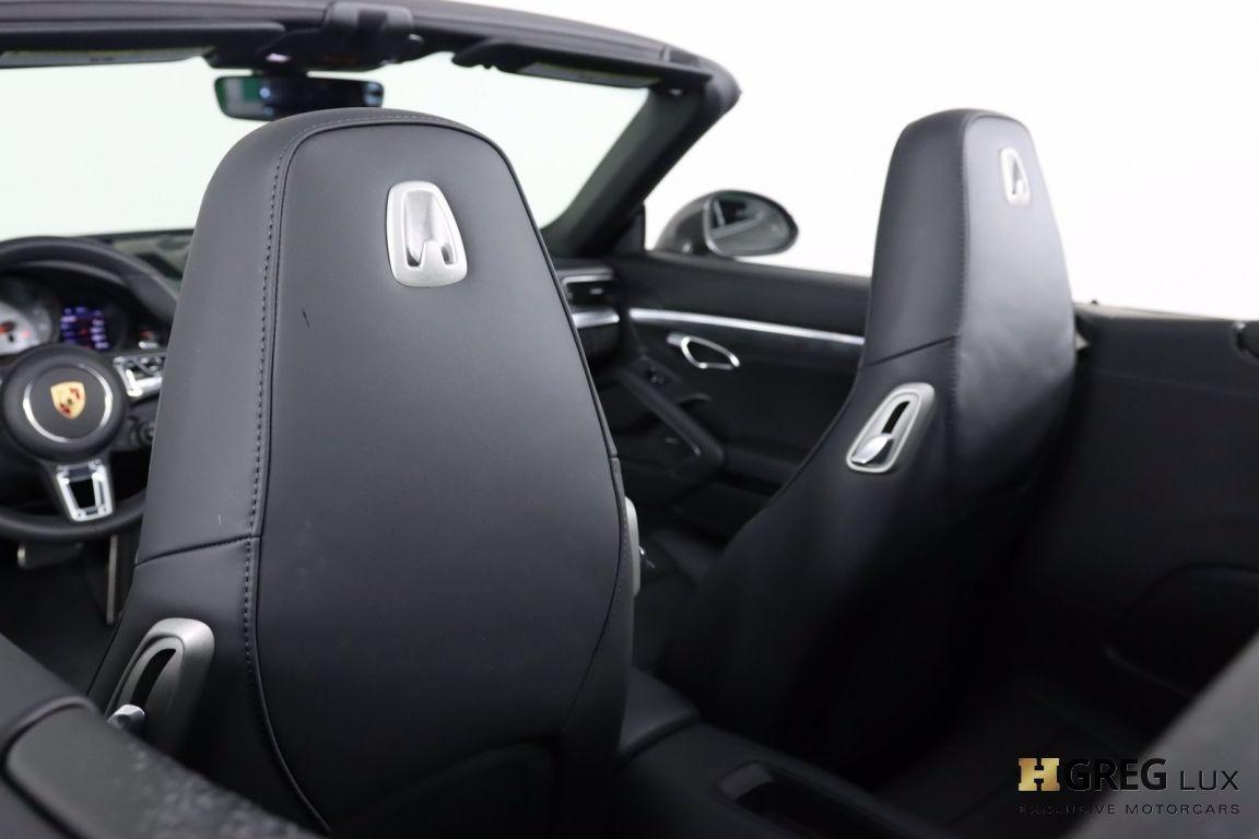 2019 Porsche 911 Carrera 4S #62