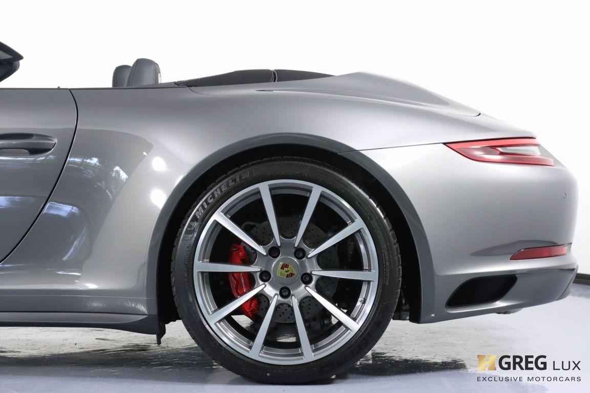 2019 Porsche 911 Carrera 4S #28