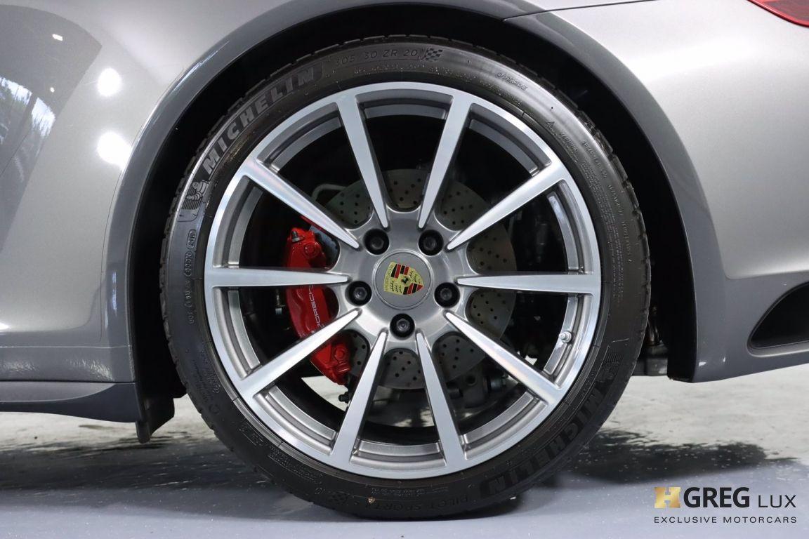 2019 Porsche 911 Carrera 4S #29
