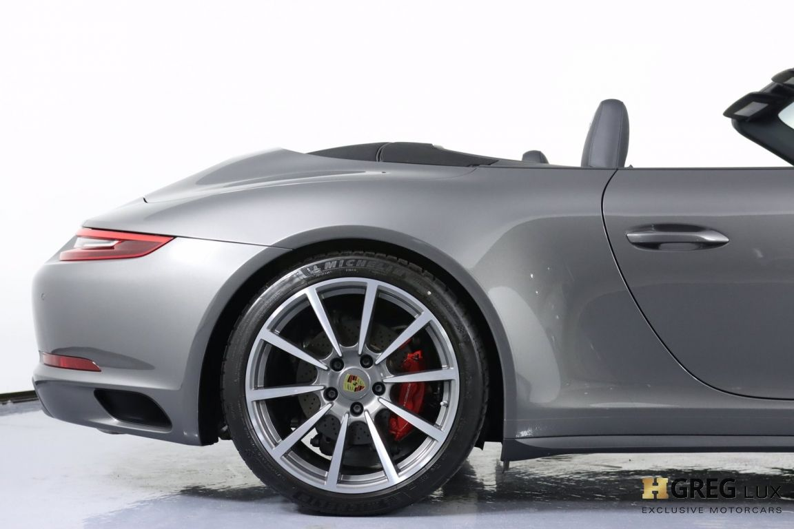 2019 Porsche 911 Carrera 4S #15