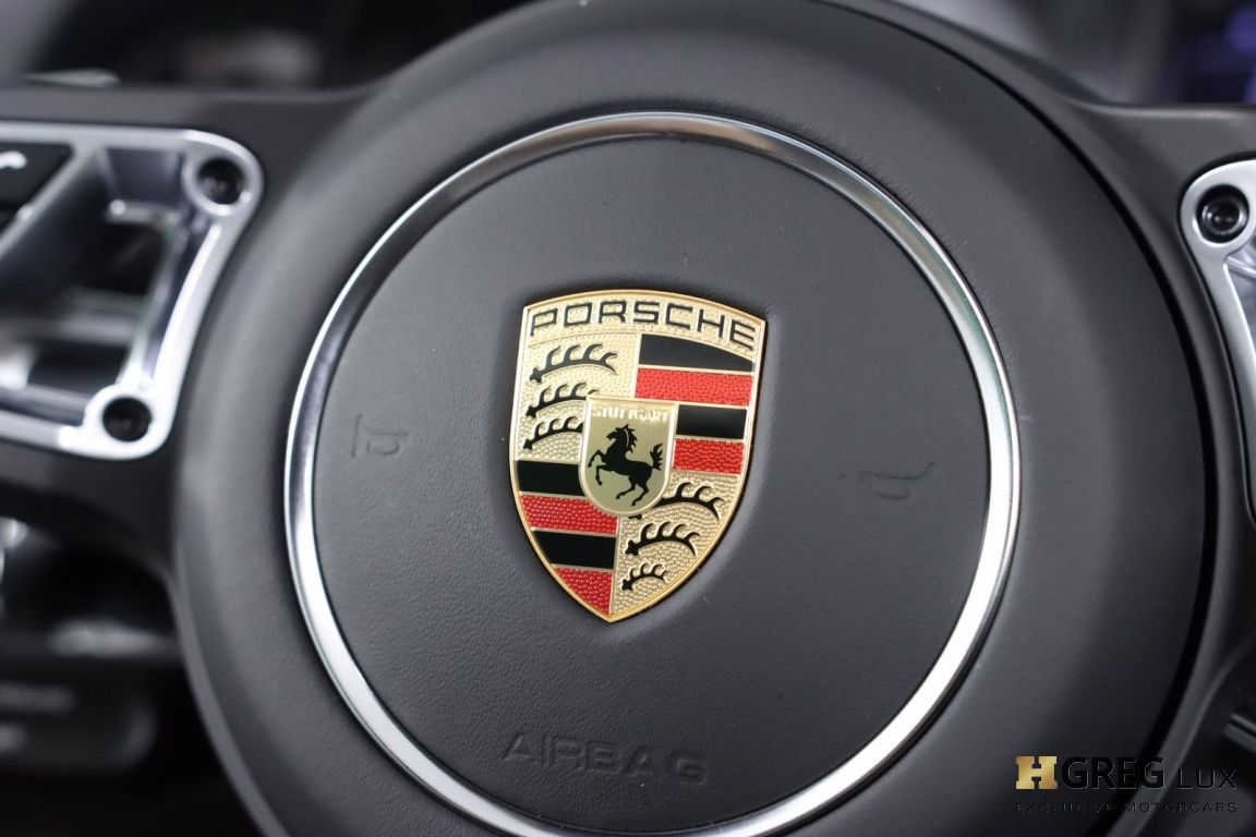 2019 Porsche 911 Carrera 4S #58