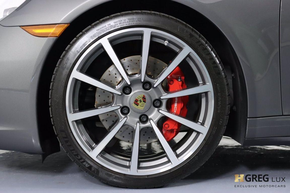 2019 Porsche 911 Carrera 4S #26