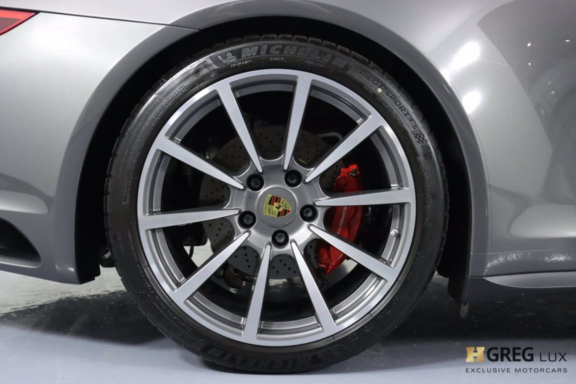 2019 Porsche 911 Carrera 4S #16