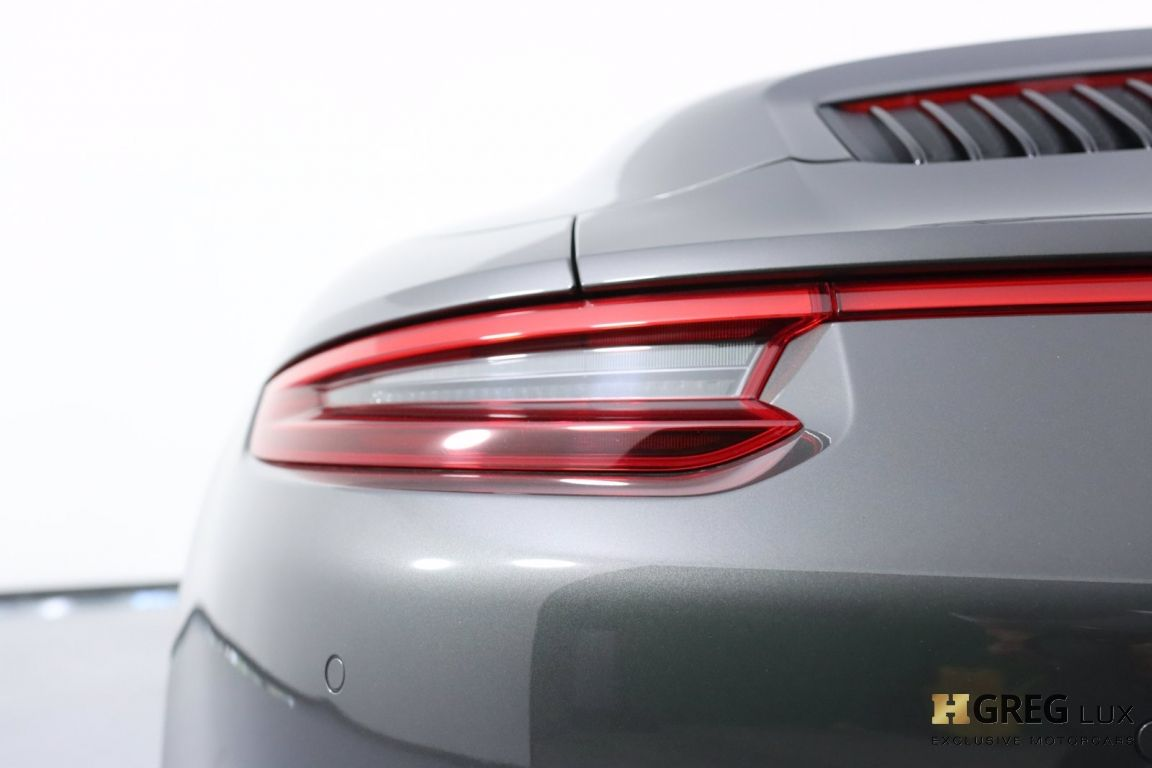 2019 Porsche 911 Carrera 4S #20