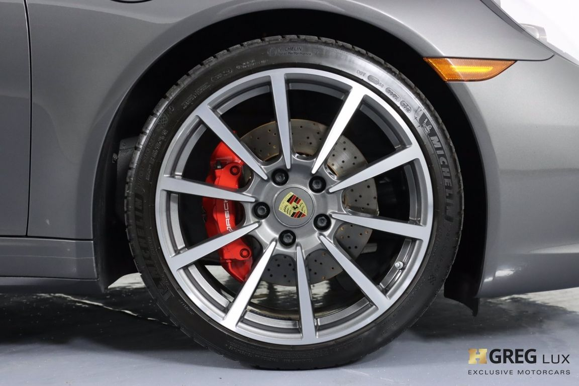 2019 Porsche 911 Carrera 4S #13