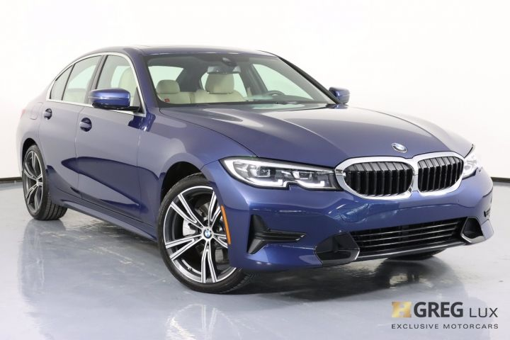 2021 BMW 3 Series 330i #0