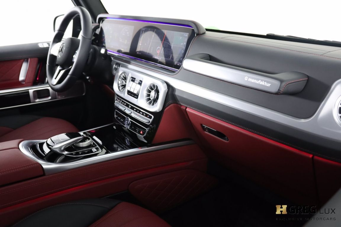 2021 Mercedes Benz G Class G 550 #29