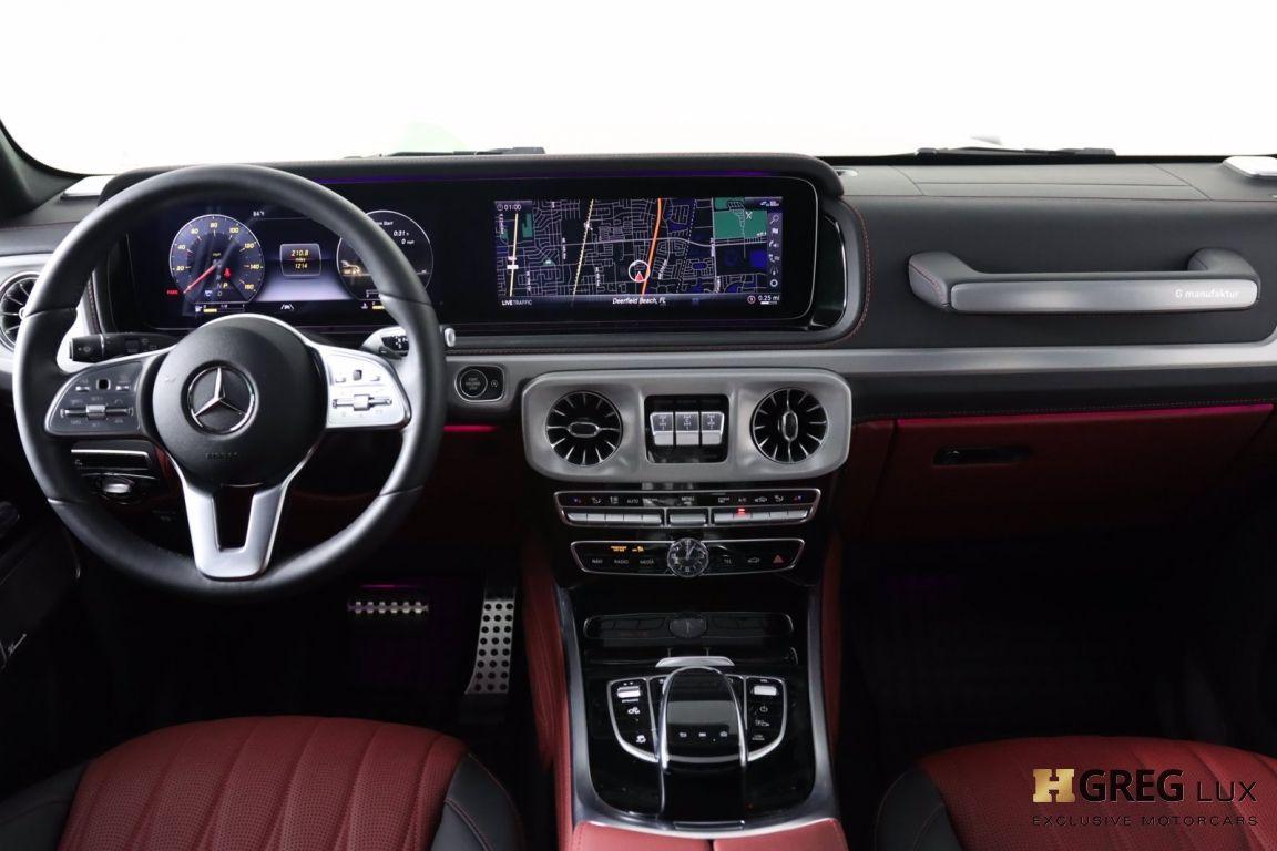 2021 Mercedes Benz G Class G 550 #56