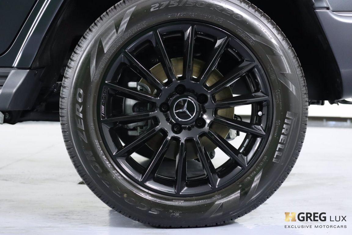 2021 Mercedes Benz G Class G 550 #26