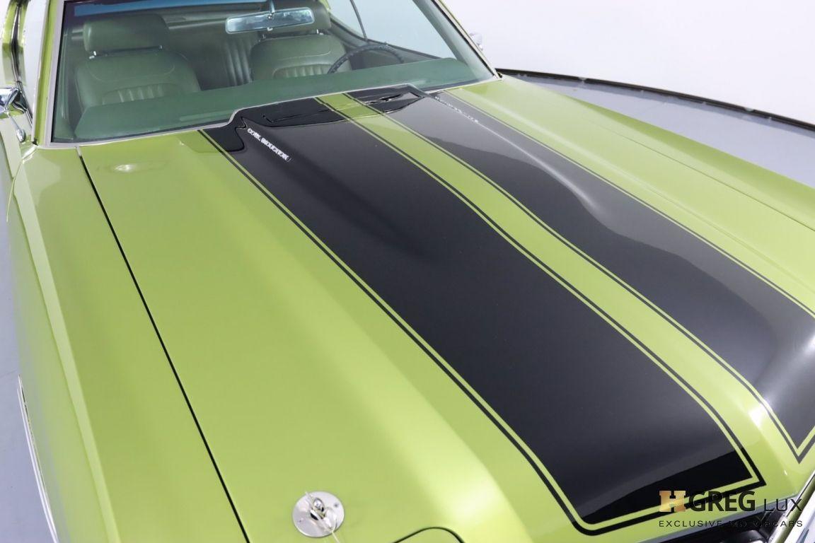 1971 Chevrolet Chevelle SS #8