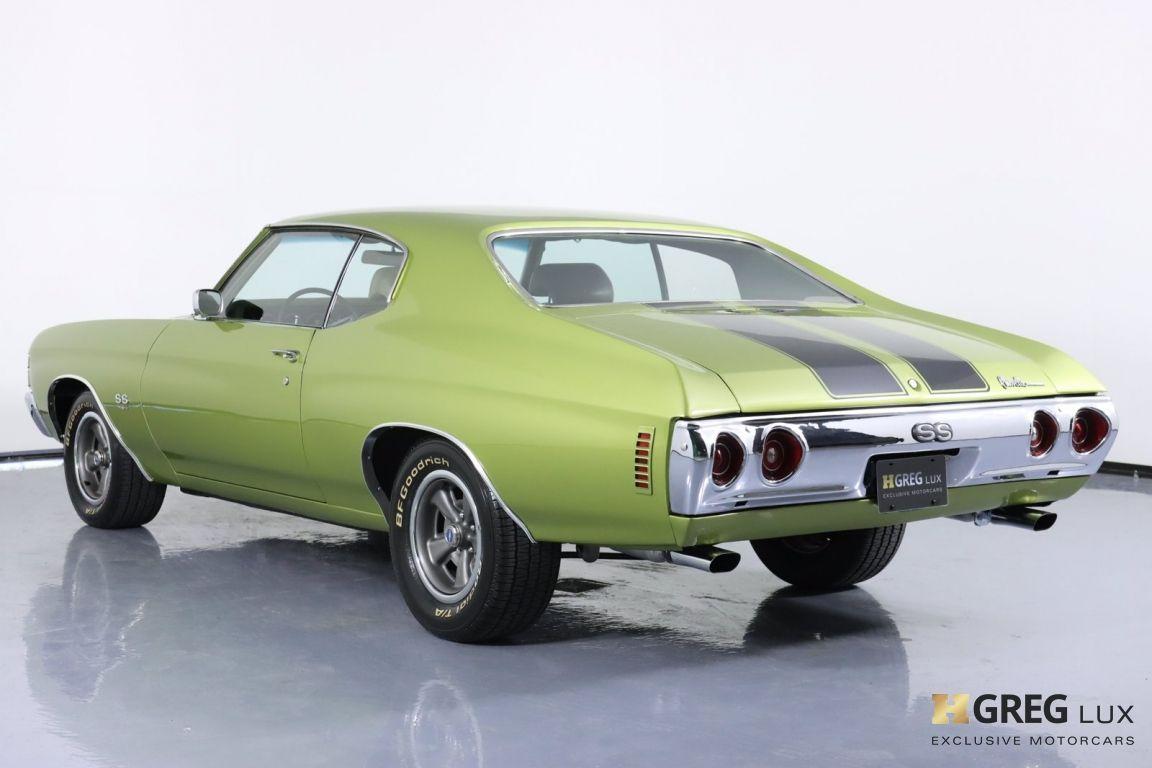 1971 Chevrolet Chevelle SS #24