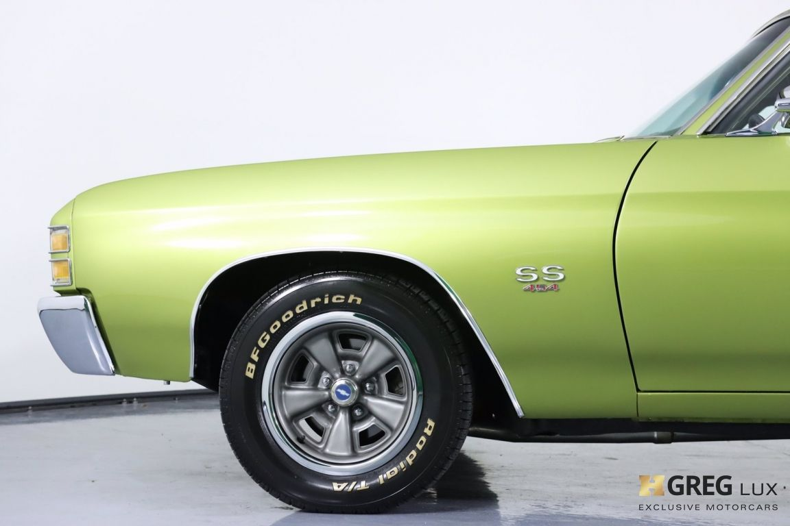 1971 Chevrolet Chevelle SS #26