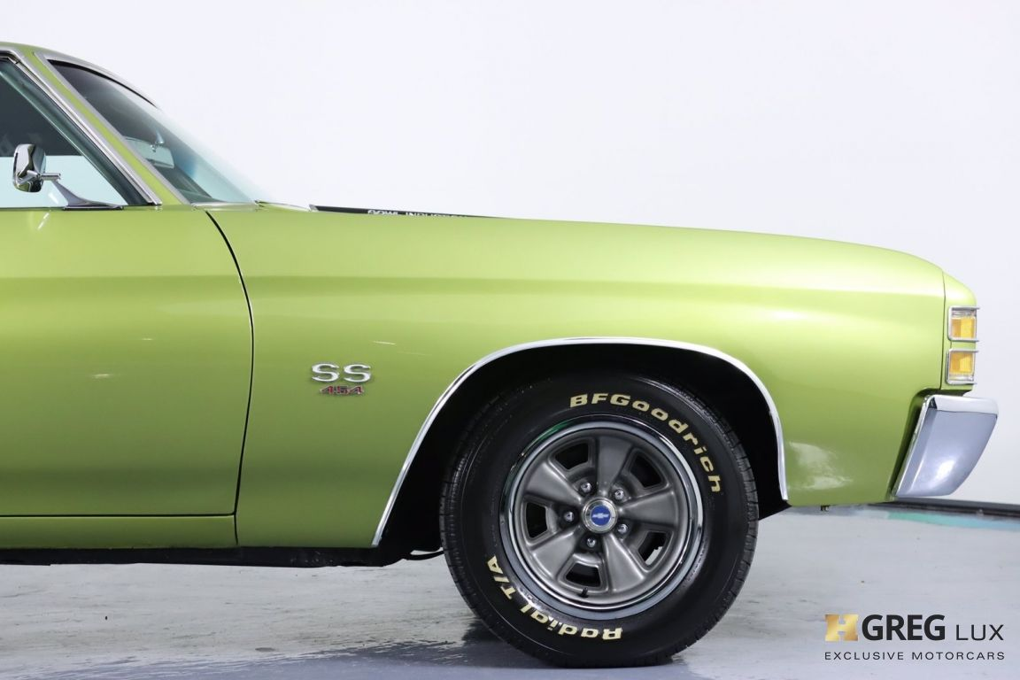 1971 Chevrolet Chevelle SS #12