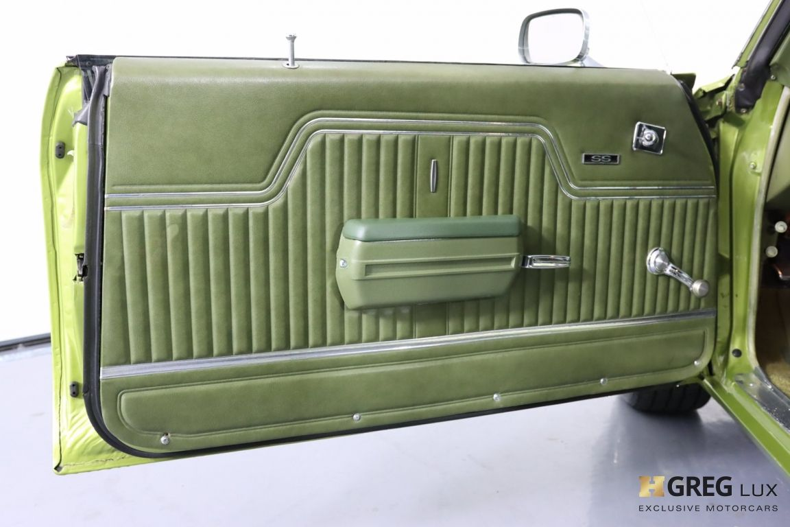 1971 Chevrolet Chevelle SS #39