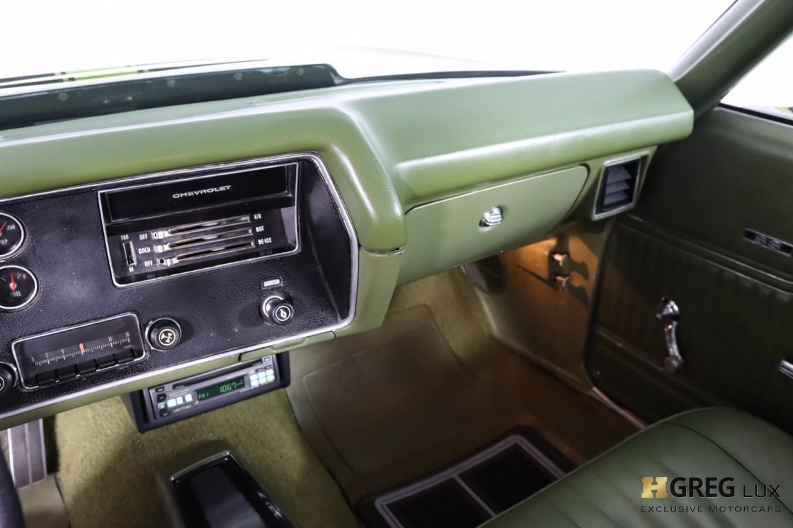 1971 Chevrolet Chevelle SS #42