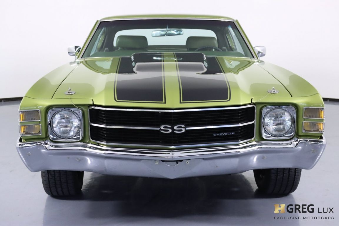 1971 Chevrolet Chevelle SS #3