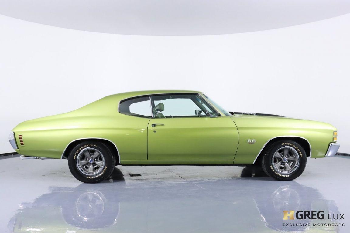 1971 Chevrolet Chevelle SS #11