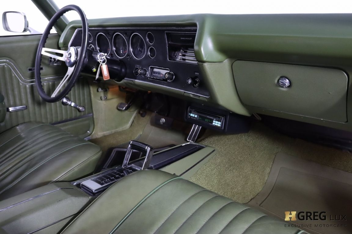 1971 Chevrolet Chevelle SS #51