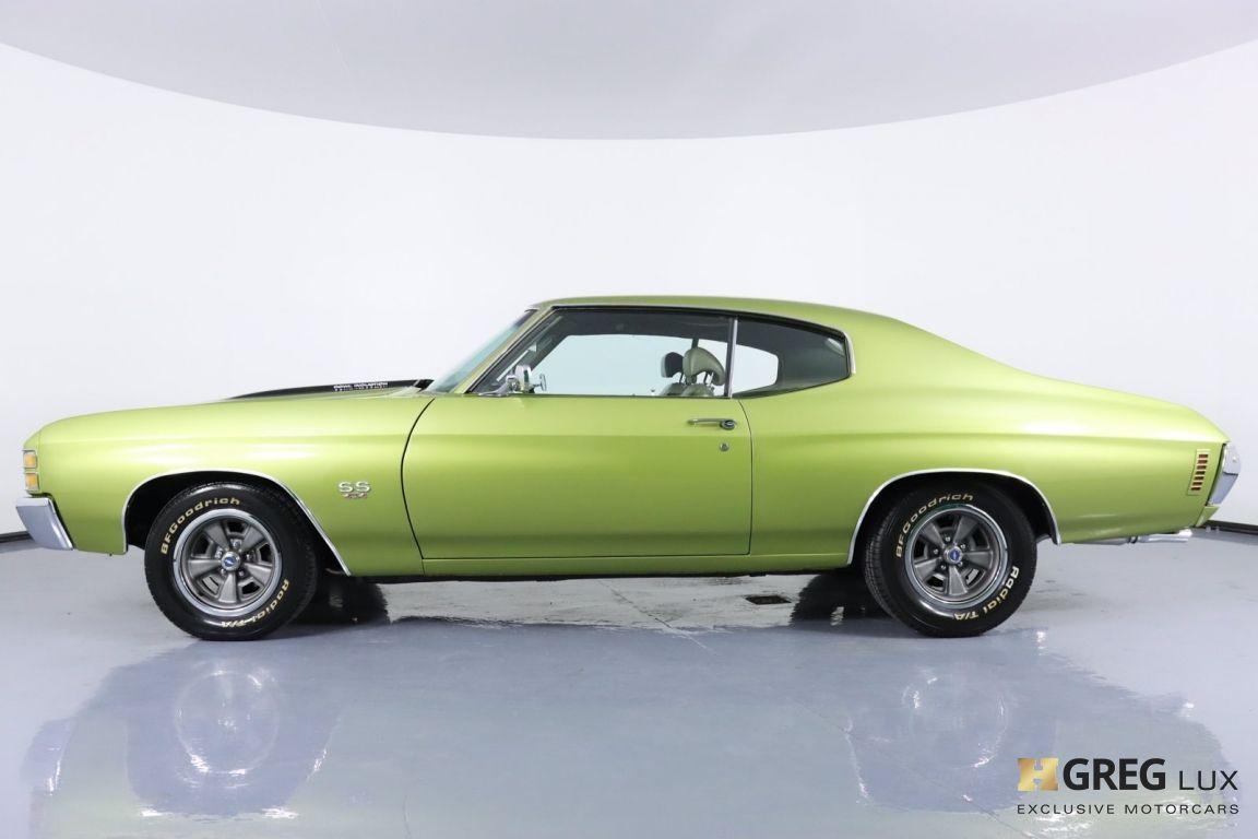1971 Chevrolet Chevelle SS #25
