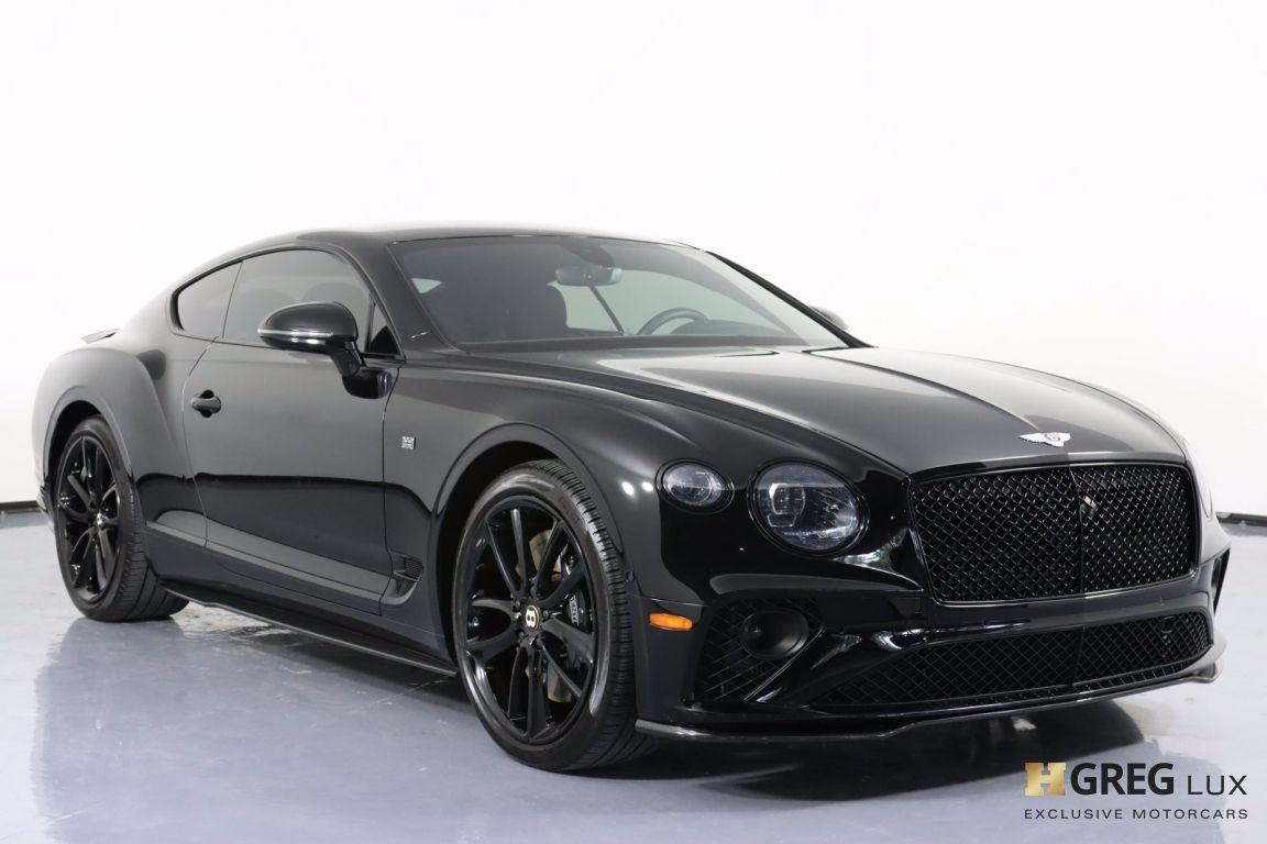 2020 Bentley Continental V8 #9