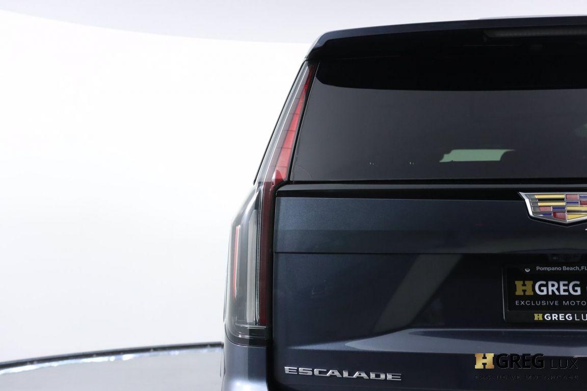 2021 Cadillac Escalade ESV Sport #17