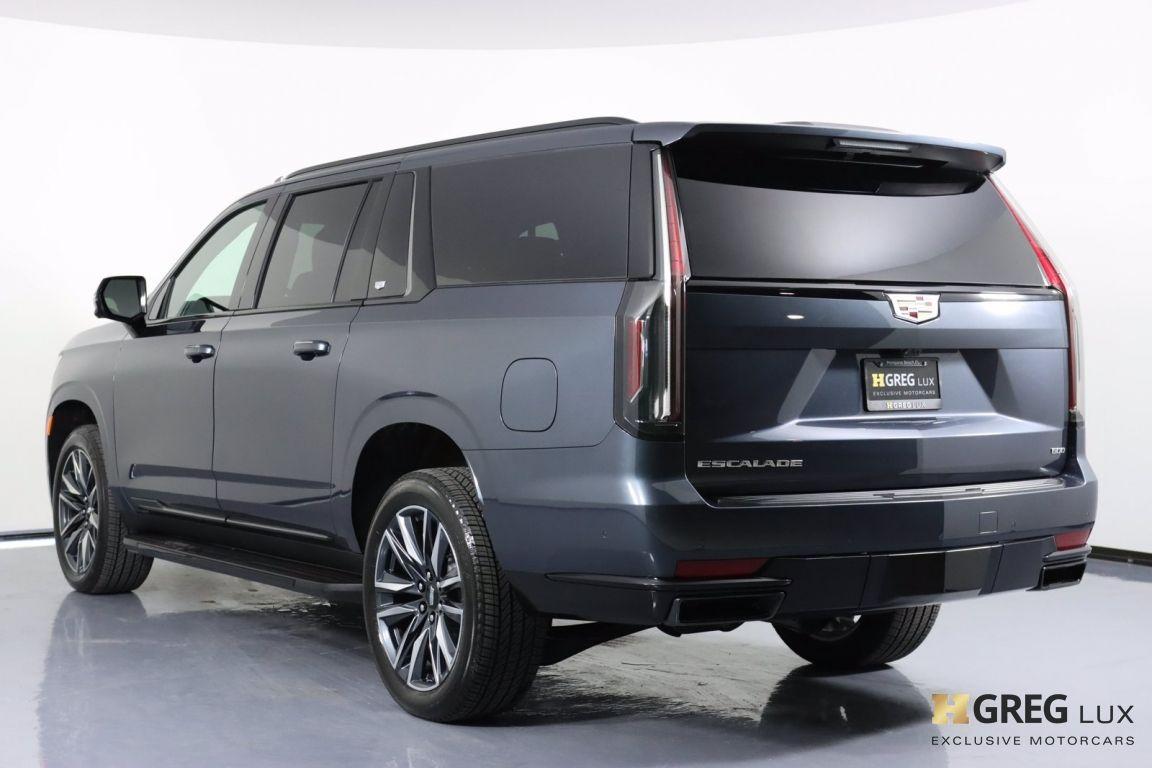 2021 Cadillac Escalade ESV Sport #22