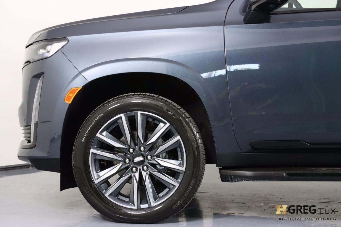 2021 Cadillac Escalade ESV Sport #23
