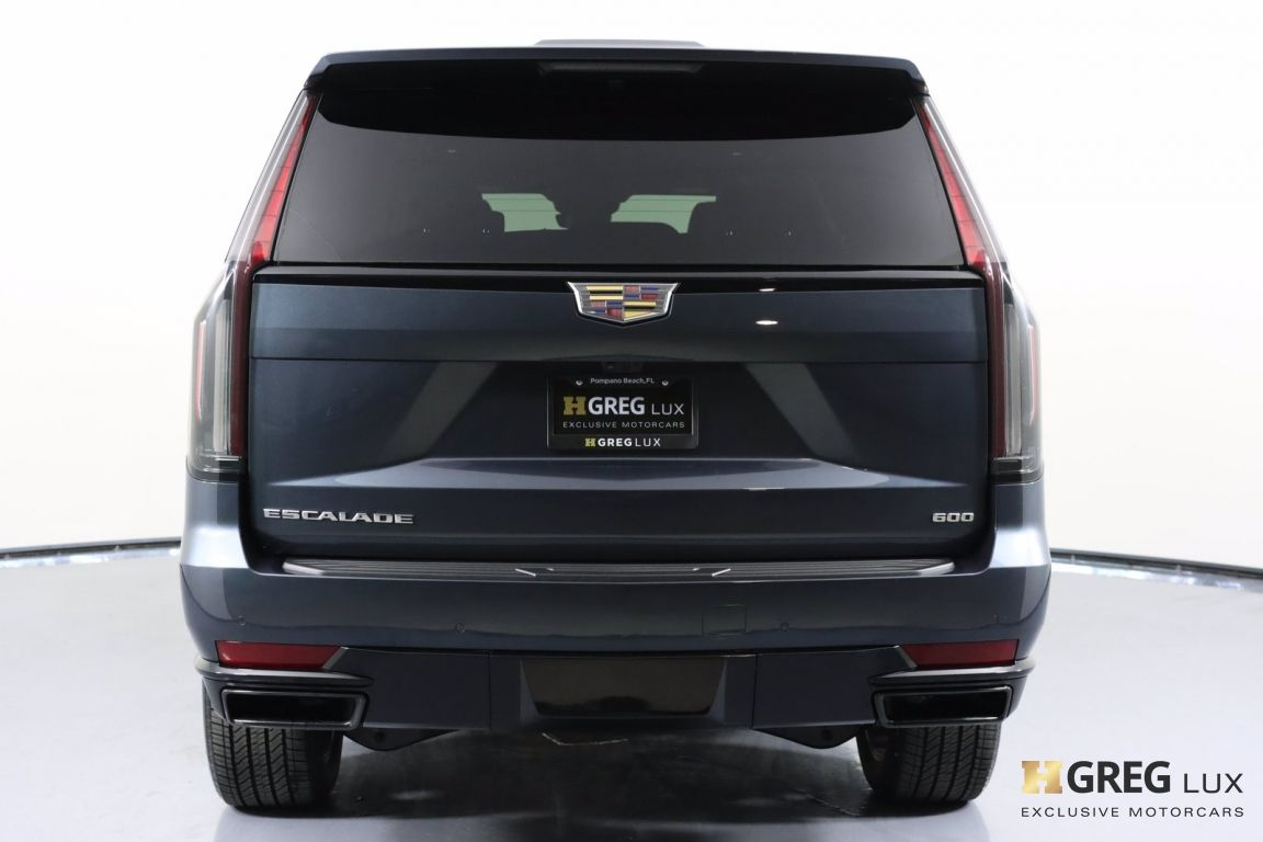 2021 Cadillac Escalade ESV Sport #16