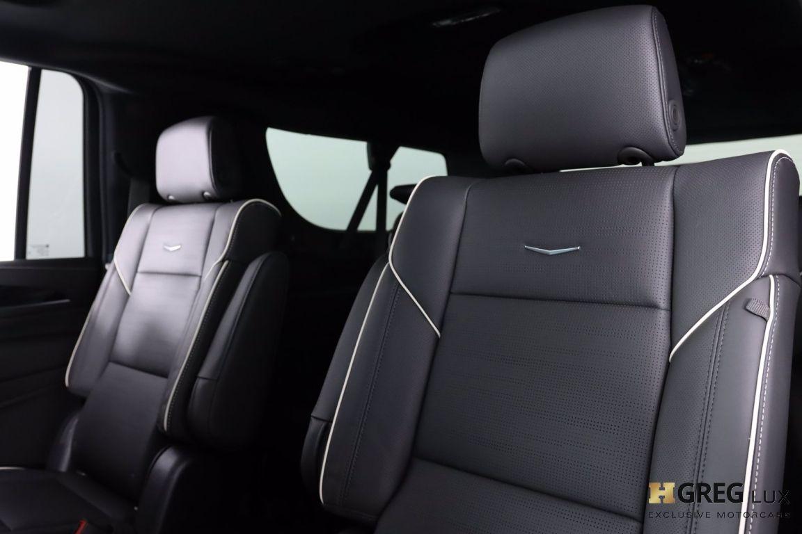 2021 Cadillac Escalade ESV Sport #31