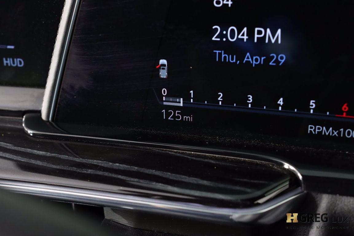 2021 Cadillac Escalade ESV Sport #60