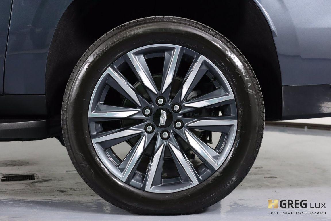 2021 Cadillac Escalade ESV Sport #26