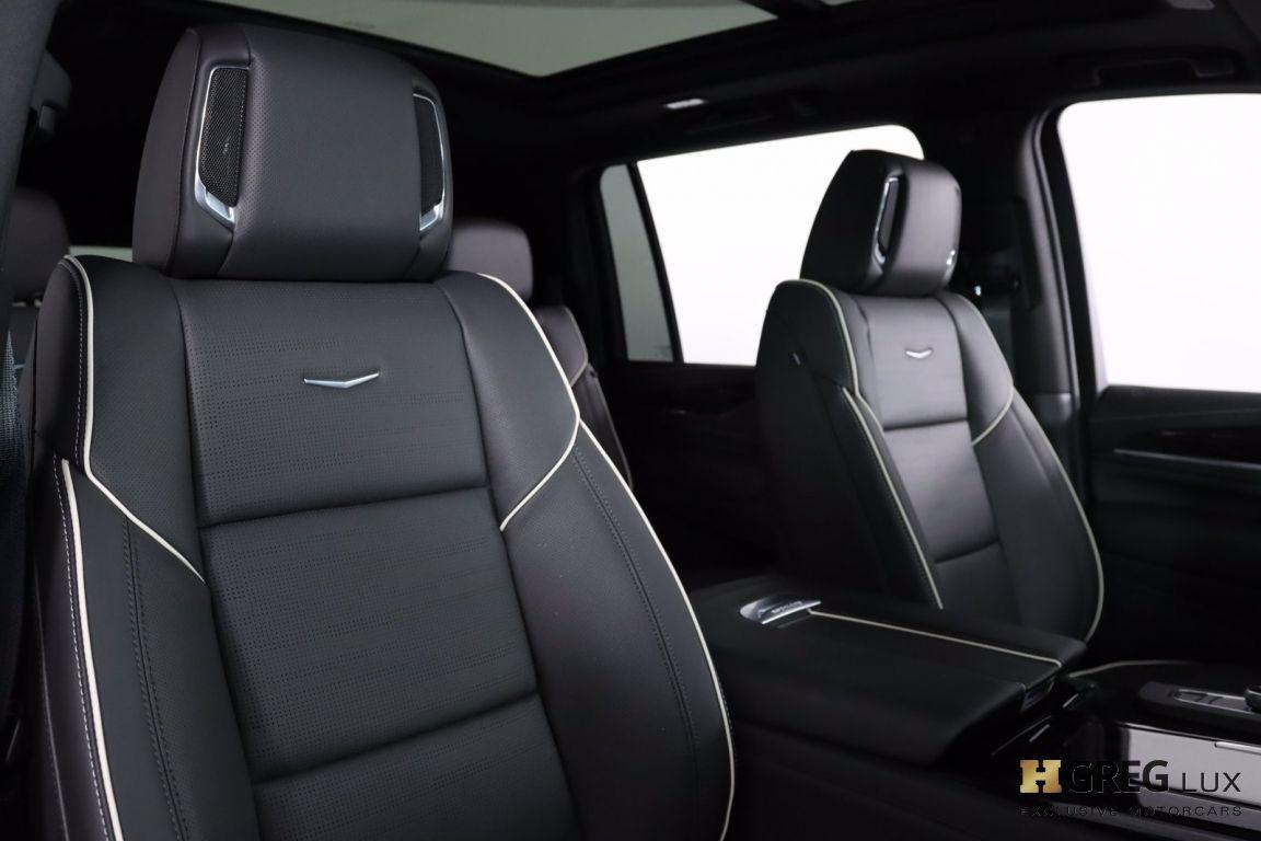 2021 Cadillac Escalade ESV Sport #35