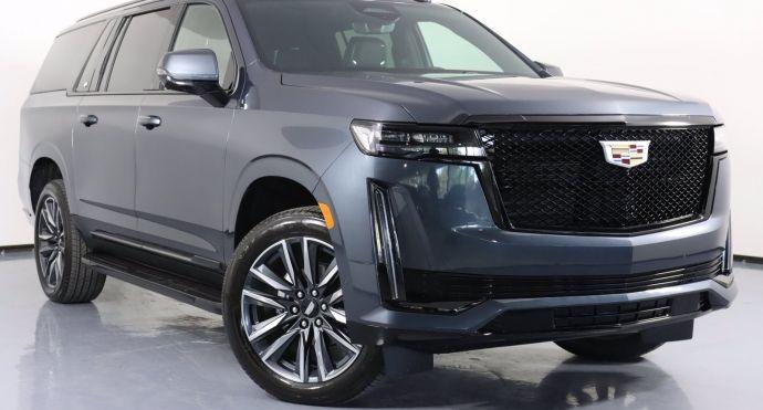 2021 Cadillac Escalade ESV Sport #0