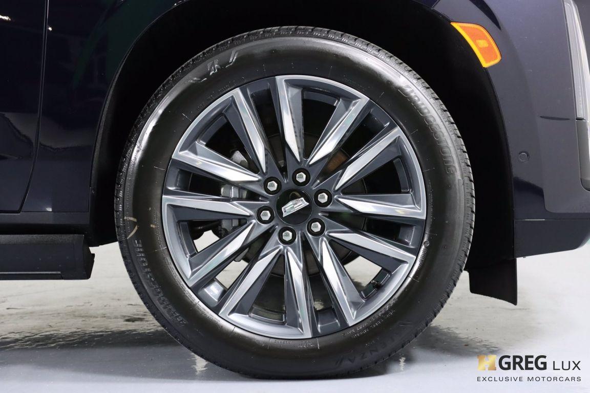 2021 Cadillac Escalade ESV Sport #12