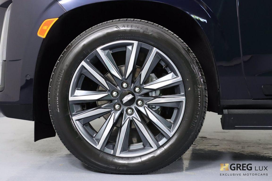2021 Cadillac Escalade ESV Sport #24