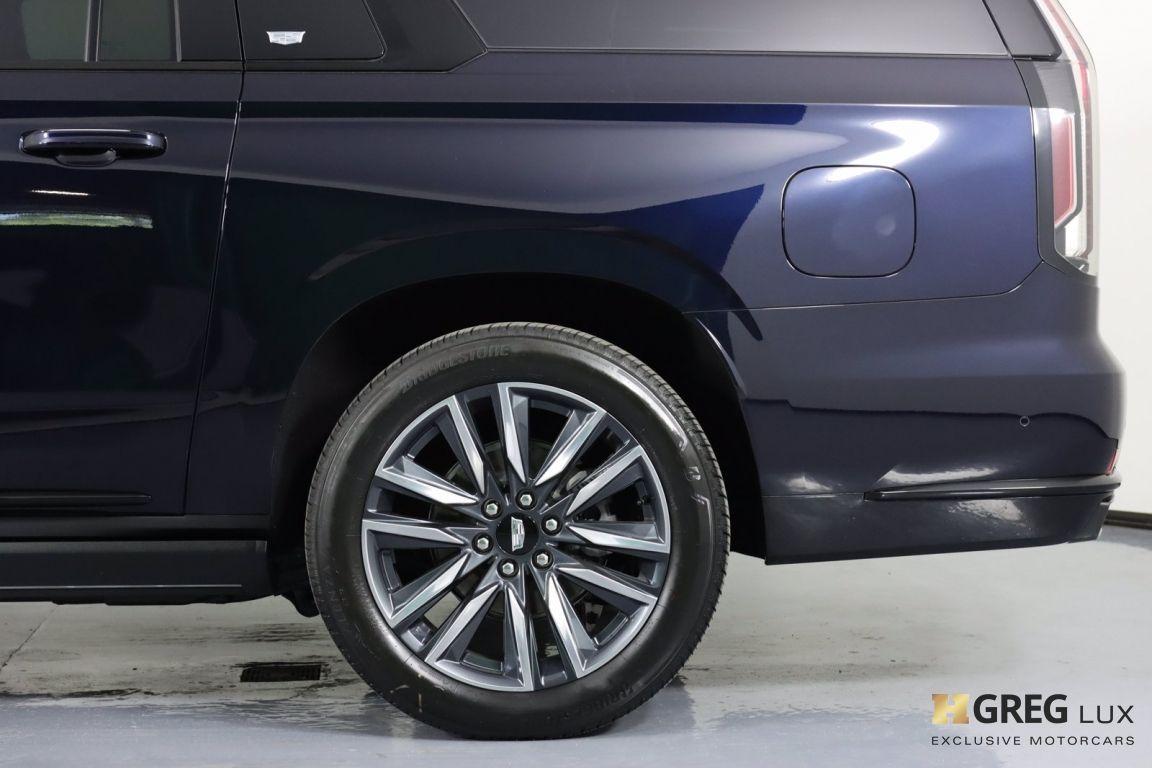 2021 Cadillac Escalade ESV Sport #25