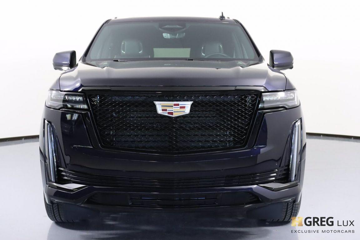 2021 Cadillac Escalade ESV Sport #3