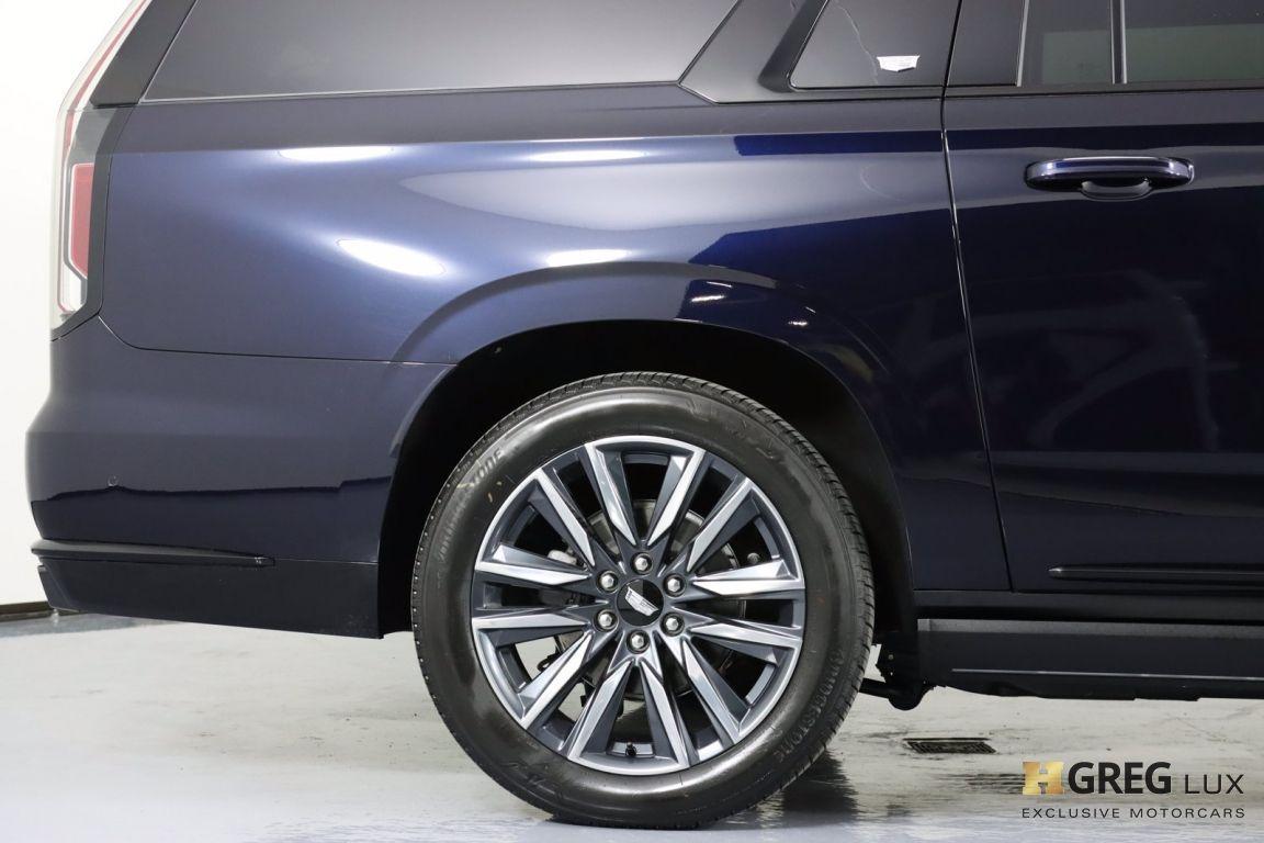 2021 Cadillac Escalade ESV Sport #13